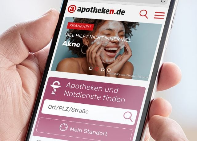 apotheken.de Gesundheitsportal
